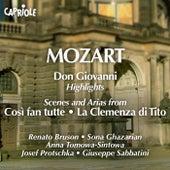 Mozart: Opera Highlights by Various Artists