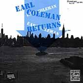 Earl Coleman Returns by Earl Coleman