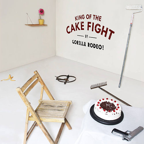 King of the Cake Fight von Gorilla Rodeo!