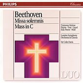 Beethoven: Missa Solemnis/Mass in C by London Symphony Orchestra
