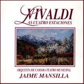 Vivaldi, Las Cuatro Estaciones by Orquesta de Cámara Teatro Municipal