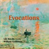Evocations by Lili Haydn