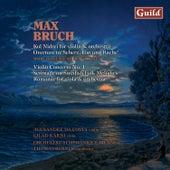 Bruch: Kol Nidrei - Romance - Serenade on Swedish Folk - Violin Concert No. 1 by Various Artists