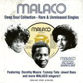 Malaco Deep Soul Collection (Rare & Unreleased Singles) de Various Artists