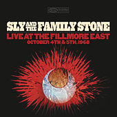 Live at the Fillmore East October 4th & 5th 1968 van Sly & The Family Stone