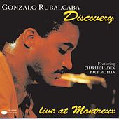 Discovery: Live At Montreux by Gonzalo Rubalcaba