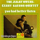 You Had Better Listen by Jimmy Owens