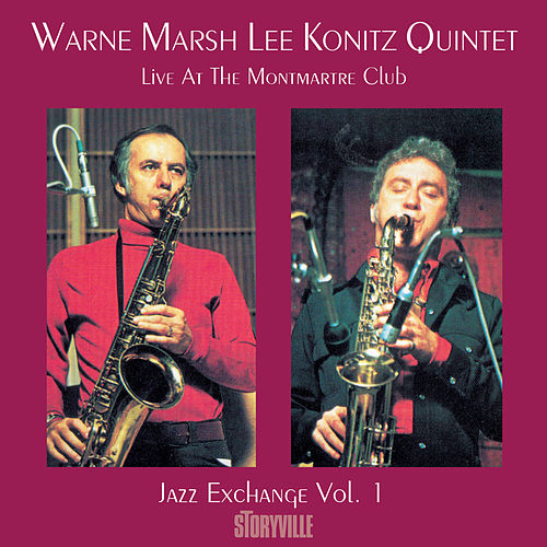 Live At The Club Montmartre 1 by Lee Konitz