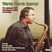 The Unissued Copenhagen Studio Session by Warne Marsh