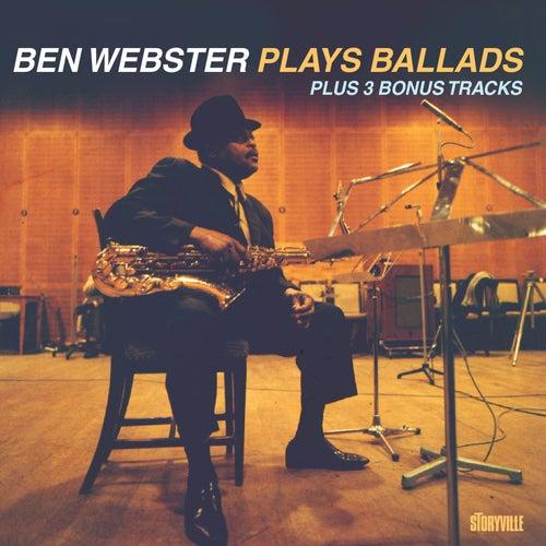 Plays Ballads by Ben Webster