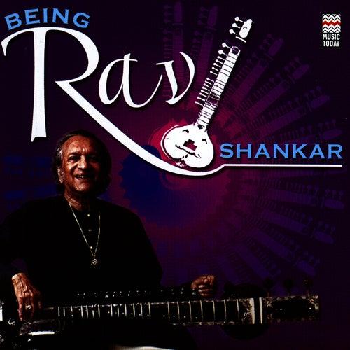 Being Ravi Shankar by Ravi Shankar