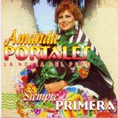 Siempre Primera de Amanda Portales