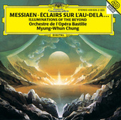 Messiaen: Illuminations of the Beyond by Orchestre de l'Opéra Bastille