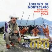 Serie Raices De La Musica Norteña Volumen 1 by Lorenzo De Monteclaro