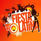 Fiesta Latina (The Greatest Hits Latin In a Single Collection) by Various Artists