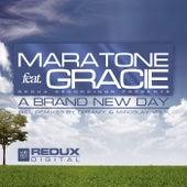 A Brand New Day (feat. Gracie) van Mara Tone