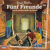 102/und die goldene Maske des Pharao von Fünf Freunde