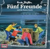 078/und die Piraten-Bande von Fünf Freunde
