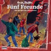 041/und die Spur des Dinosauriers von Fünf Freunde