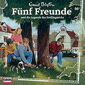 098/und die Legende der Zwillingseiche von Fünf Freunde