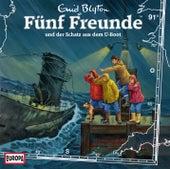 091/und der Schatz aus dem U-Boot von Fünf Freunde