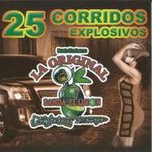 25 Corridos Explosivos by La Arrolladora Banda El Limon