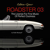 Roadster 03 - The License for Fine Music of Perfect Coolness Edition Gina by Various Artists
