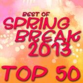 Best of Spring Break 2013 - Top 50 by Various Artists