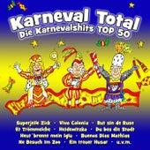 Karneval Total - Die Karnevalshits Top 50 von Various Artists