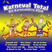 Karneval Total - Die Karnevalshits 2014 von Various Artists