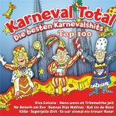 Karneval Total - Die besten Karnevalshits Top 100 by Various Artists