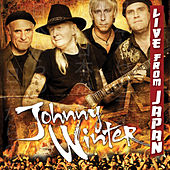 Live From Japan de Johnny Winter