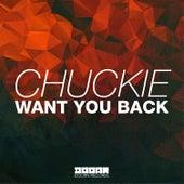 Want You Back von Chuckie