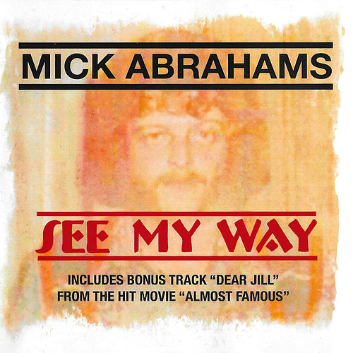 See My Way by Mick Abrahams
