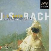 Harpsichord Partitas Nos. 1, 2 & 4 by Johann Sebastian Bach