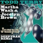 Jumpin' (Deeptrak Remix) by Jocelyn Brown