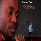 Dear fan (Single and bonus) de Kharysma Arafat Nzaba