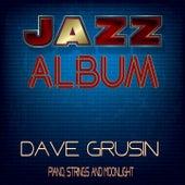 Piano, Strings and Moonlight - Jazz Album de Dave Grusin