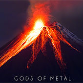 Gods of Metal: 50 Classics of Heavy Metal Hits Featuring Sepultura, Sabaton, Meshuggah, Soilwork, Hammerfall, Chrome Division & More! by Various Artists
