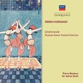 Rimsky-Korsakov: Scheherazade, Russian Easter Festival Overture de Pierre Monteux