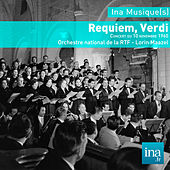 Requiem, Verdi, Orchestre national de la RTF - Lorin Maazel de Various Artists