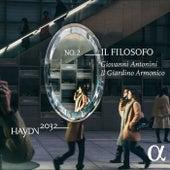 Haydn 2032, Vol. 2: Il filosofo by Il Giardino Armonico