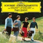 Schubert: String Quartets by Hagen Quartett