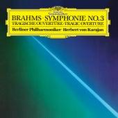 Brahms: Symphony No.3 In F, Op.90; Tragic Overture, Op.81 by Berliner Philharmoniker