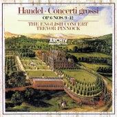 Handel: Concerti Grossi, Op.6, Nos.9-12 de Simon Standage