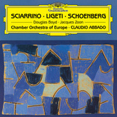 Sciarrino - Ligeti - Schoenberg by Various Artists