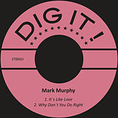 It´s Like Love de Mark Murphy
