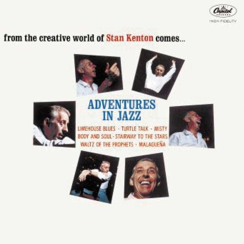 Adventures In Jazz von Stan Kenton