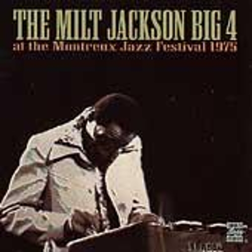At The Montreux Jazz Festival 1975 by Milt Jackson