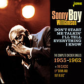Don't Start Me Talkin' I'll Tell Everything I Know de Sonny Boy Williamson
